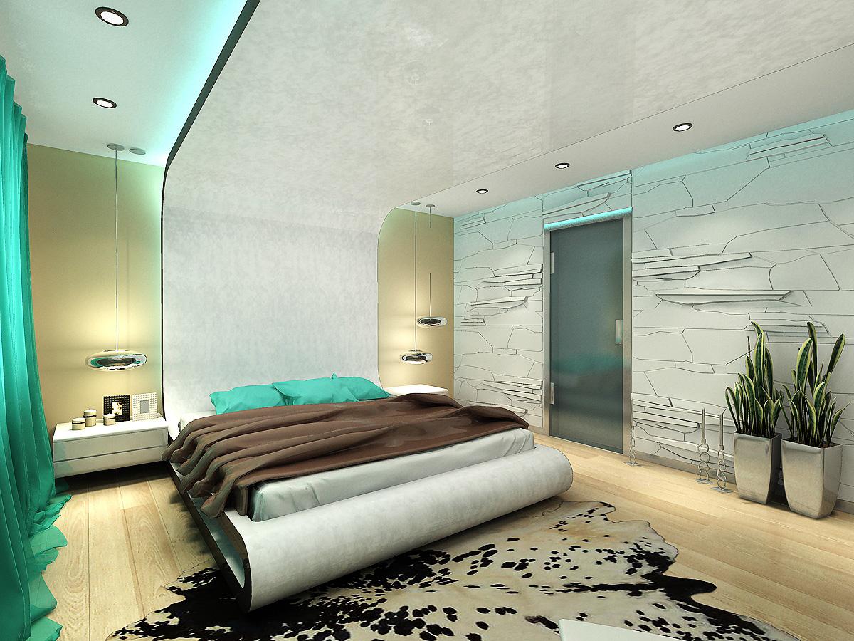 Residential Loft 125 Sqm By Irina Bulgac At