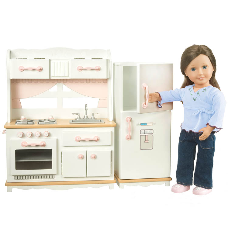 Dolls and girls toys by kimberley cleland at for Doll kitchen set