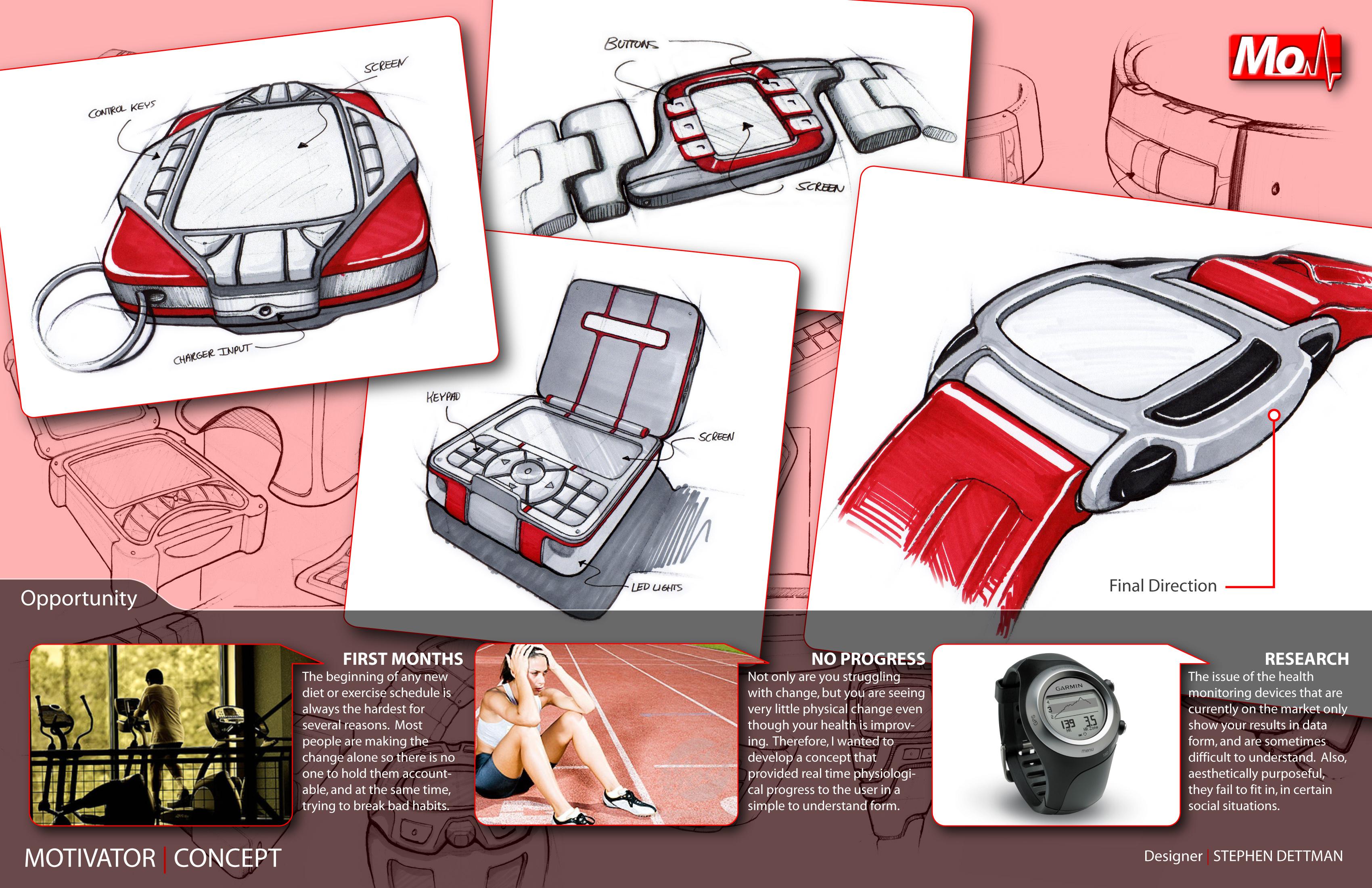 Good industrial design portfolio the for Industrial design sites