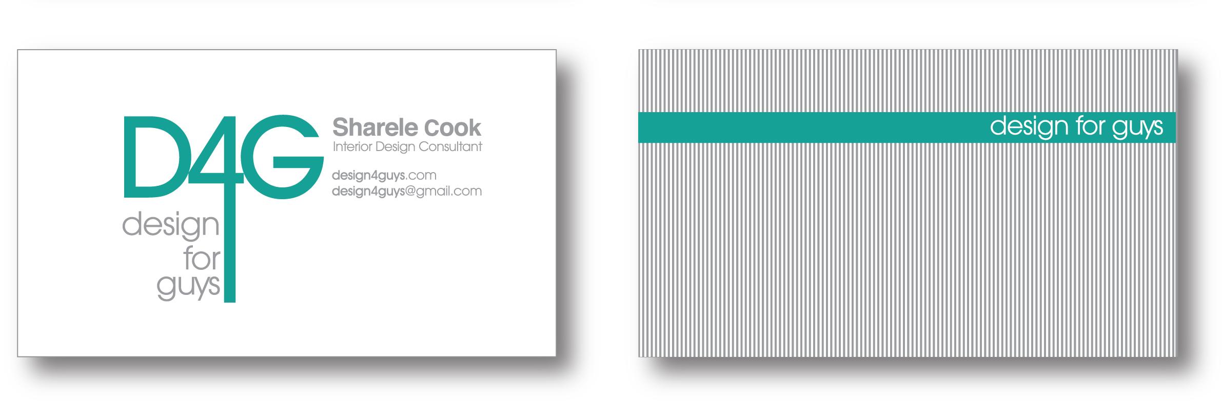Creative visiting card designs of interior designer www for Creative interior design name card