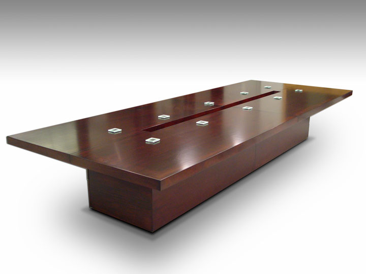 Furniture by alan harp at for Meeting table design 3d