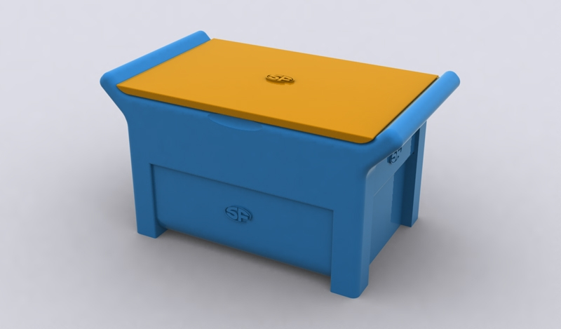 Cool Vault   Insulated Storage Box