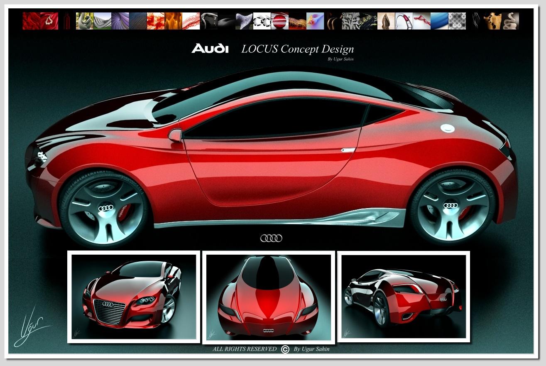 Audi Locus Concept