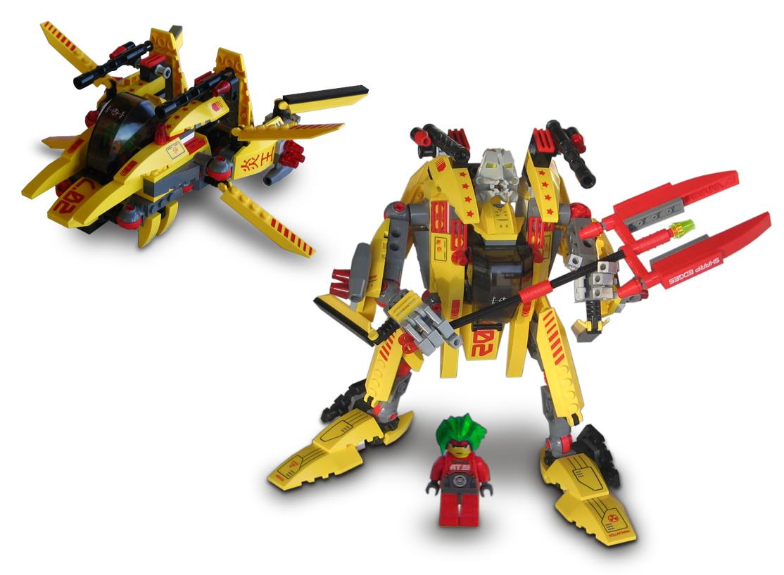 Lego Transformers Toys : Toys by yoel mazur at coroflot