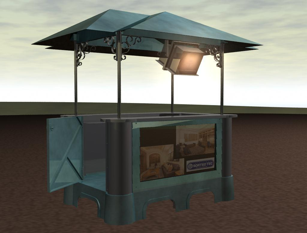Ticket Design to Design a Ticket Booth