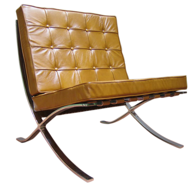 silla barcelona circa original barcelona cahir from ludwig mies van der rohe it came to me totally destroyed and oxidized because the time