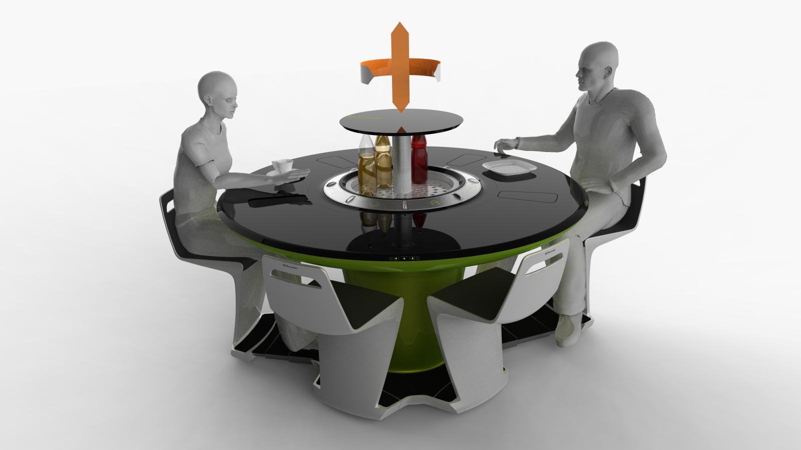 Future Dining Table By Petr Kub 237 K At Coroflot Com
