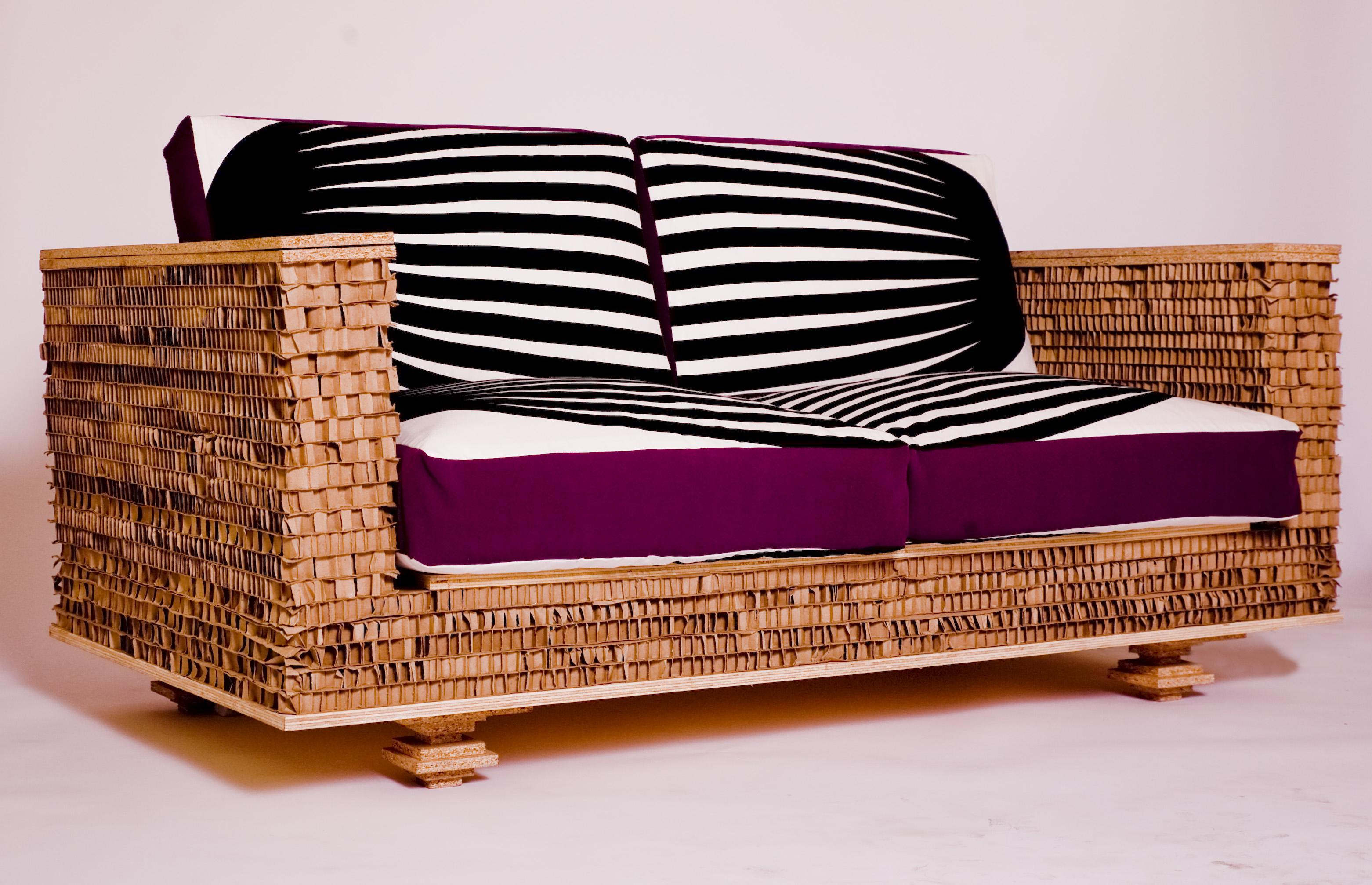 basic love seat by francisco cantu cavada at. Black Bedroom Furniture Sets. Home Design Ideas