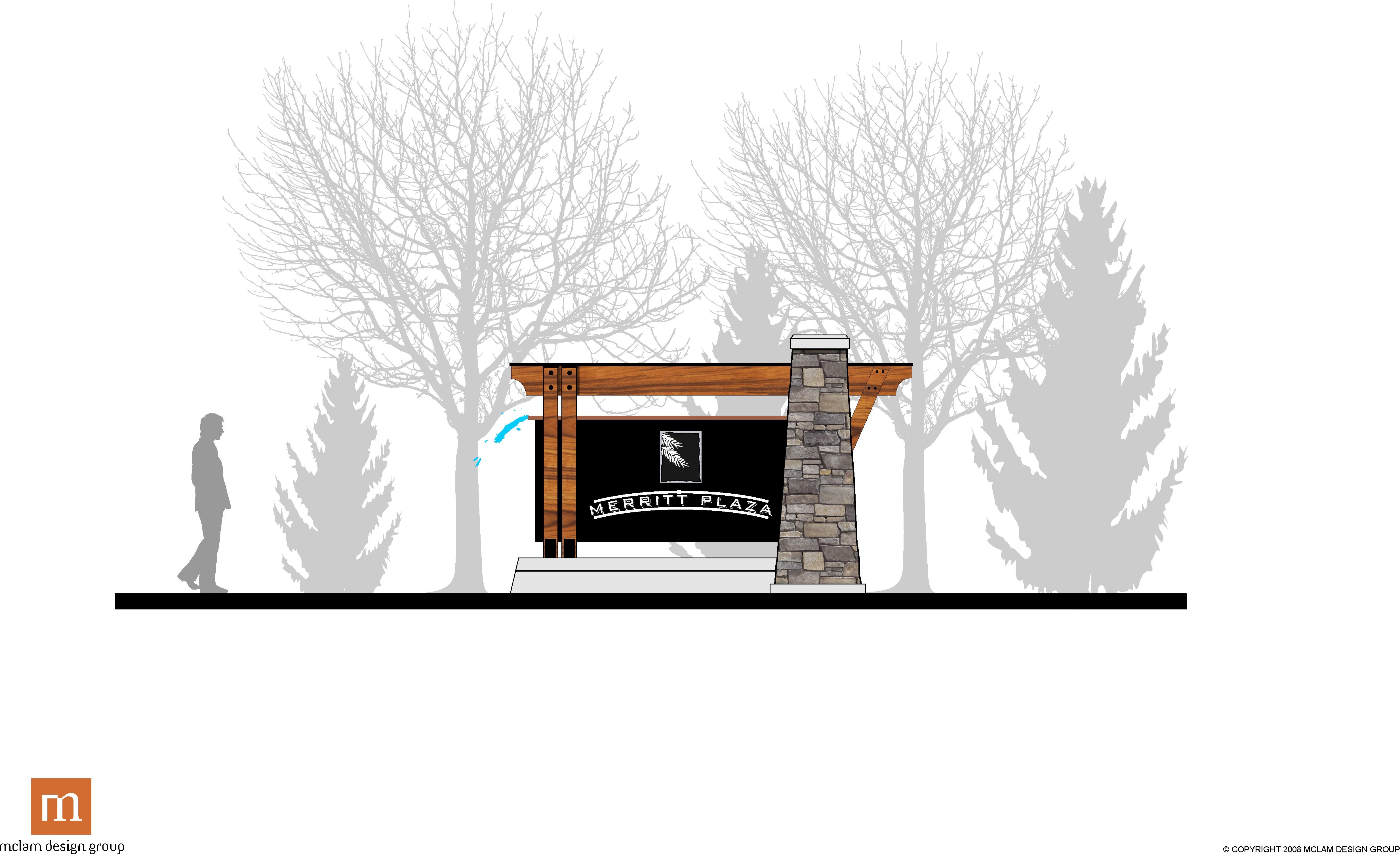 Apartment Main Gate Design Entrance