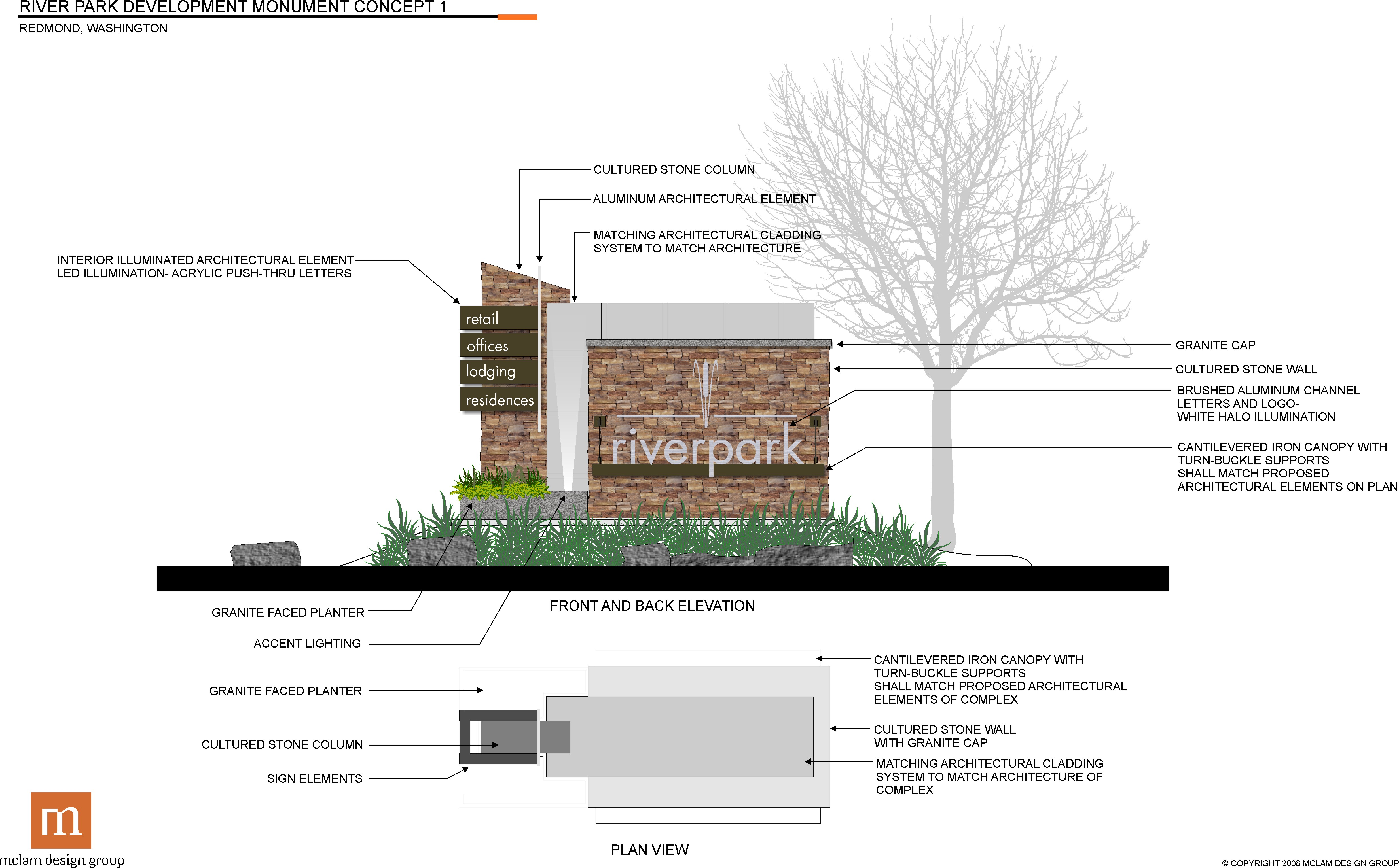Architectural Signage Sign Monuments And Display Design By Dale Mclam Freelance At Coroflot Com