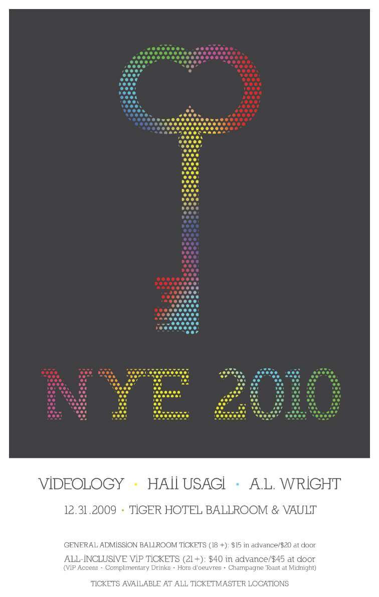 Poster design key - Videology Haii Usagi A L Wright Set Of 2 Poster Design Videology Spins Some Of The Most Innovative Music Videos Ever Created From Artists Like