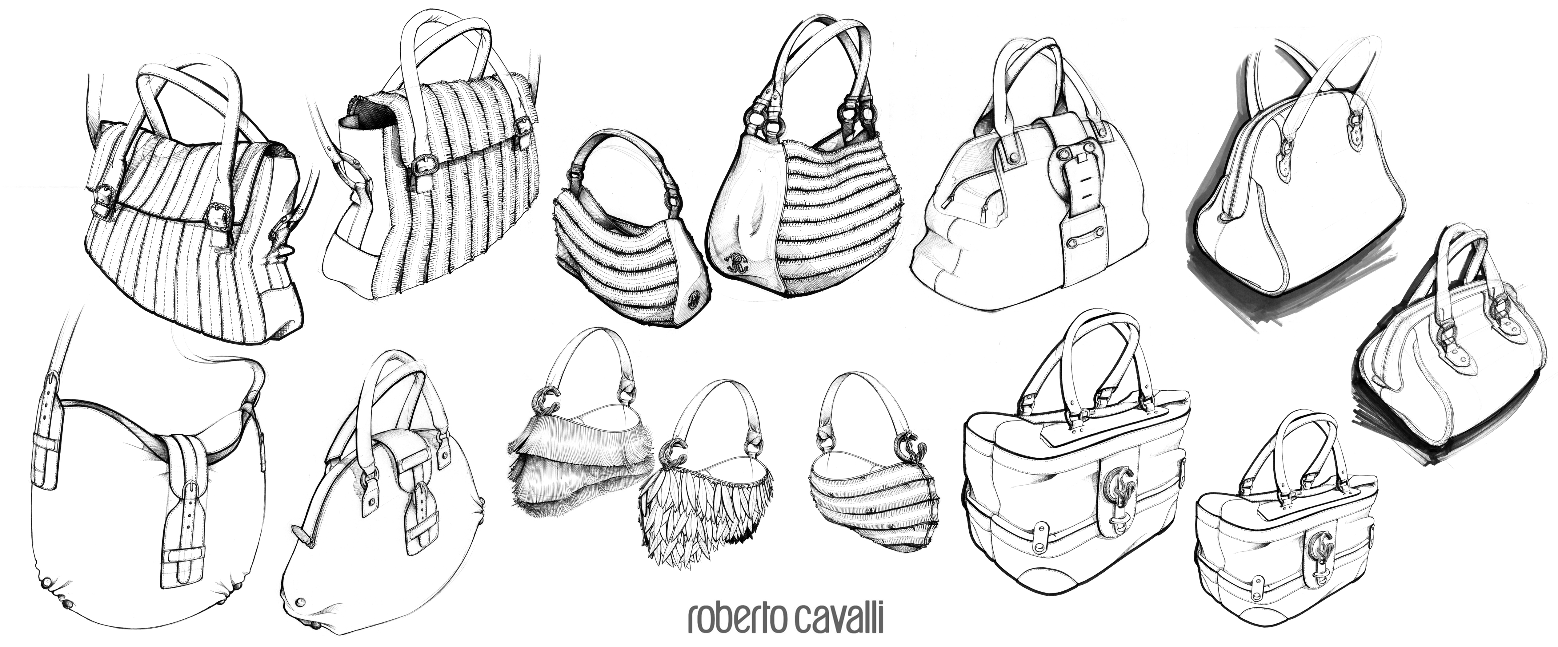 Brilliant Bag Design Sketches On Pinterest  Handbags Watercolor