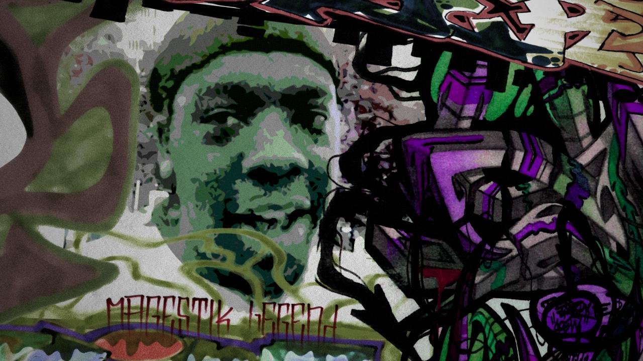 Underground Hip Hop Graffiti Underground Hip Hop