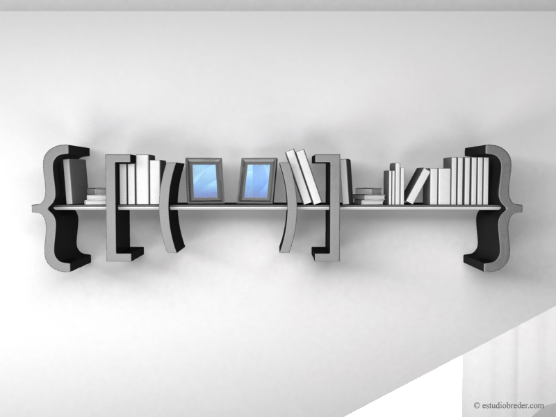 Equation Bookshelf .