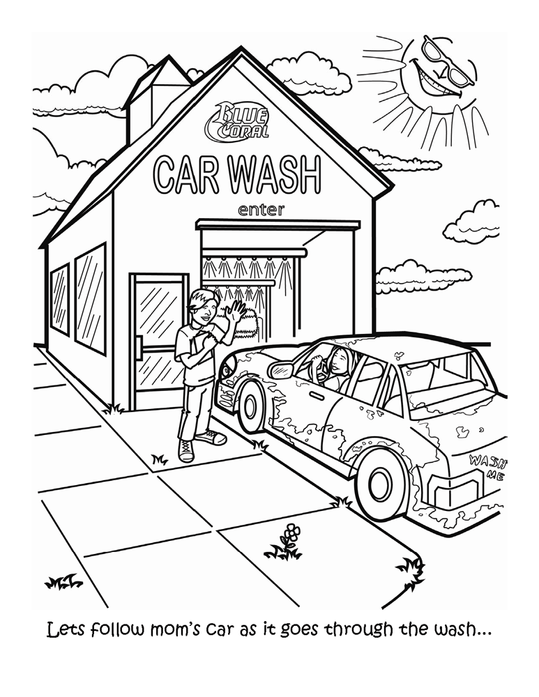 Free Washing Symbols Coloring Pages Washing Coloring Pages