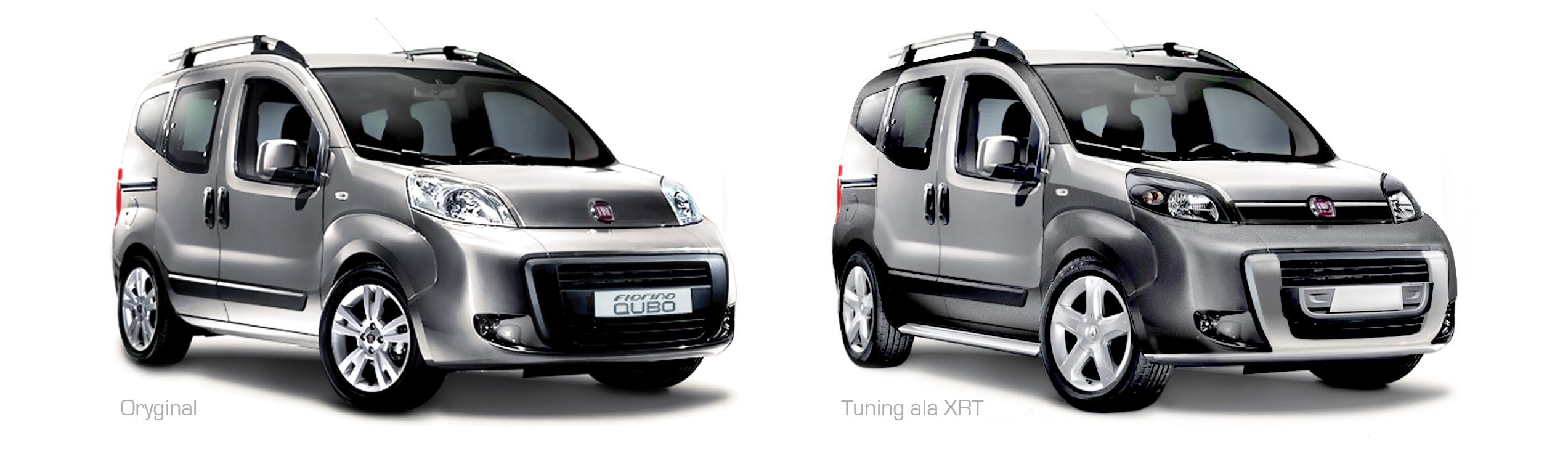 Fiat Qubo tuning 2008