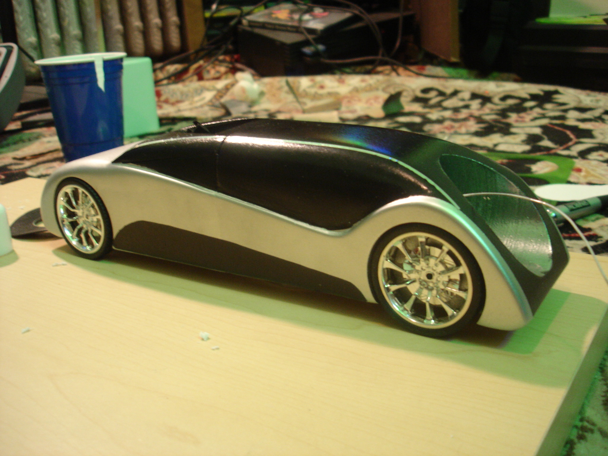 Best Pinewood Derby Design Pinewood Derby Design Competition 1st Place By