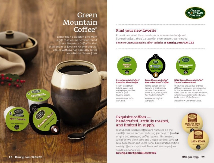 green mountain coffee roasters and keurig coffee c36 case analysis Keurig and green mountain coffee roasters case study provides background information for a negotiations exercise in which students will represent either keurig.