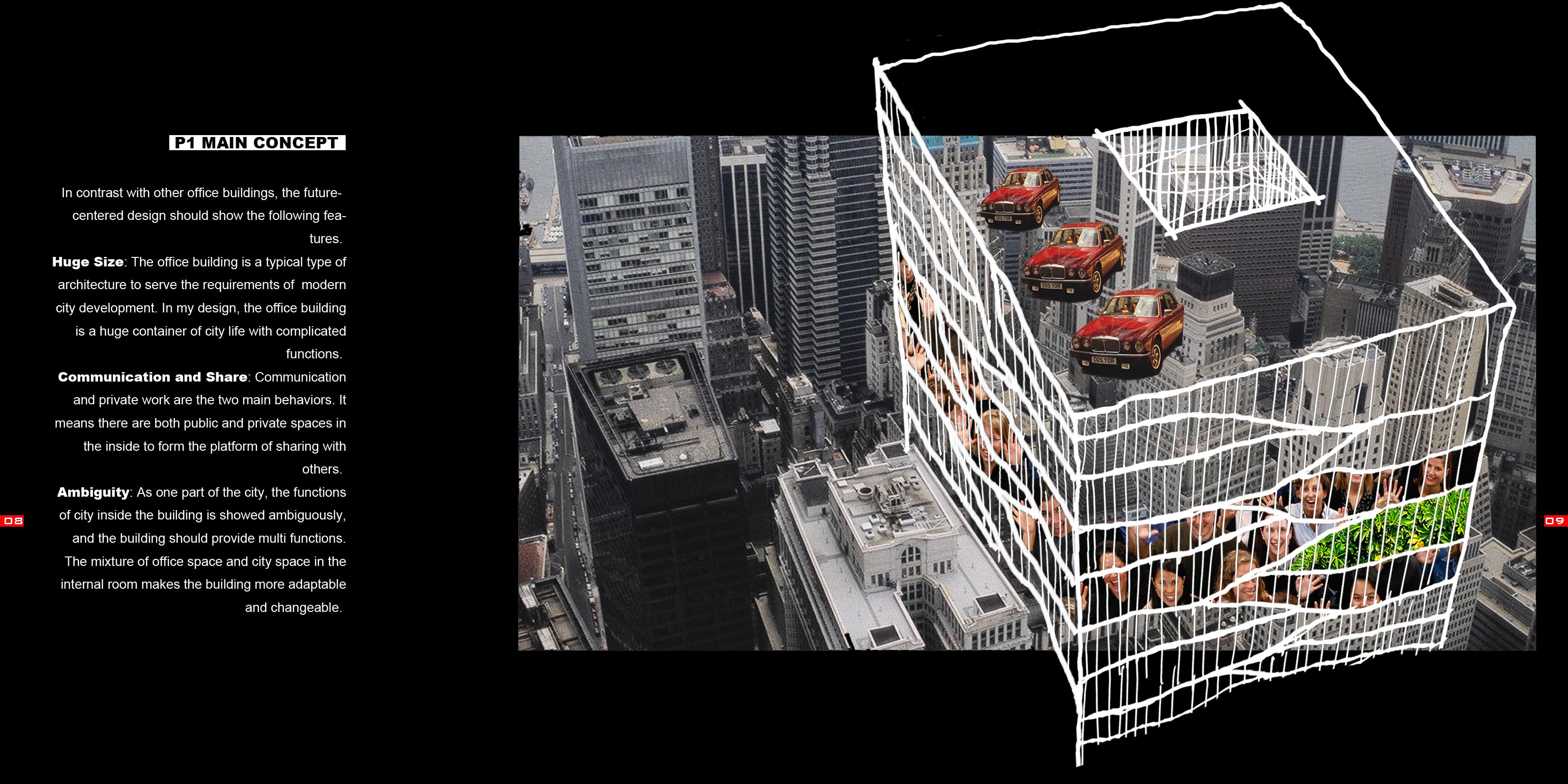 Office Building Design Concepts Images