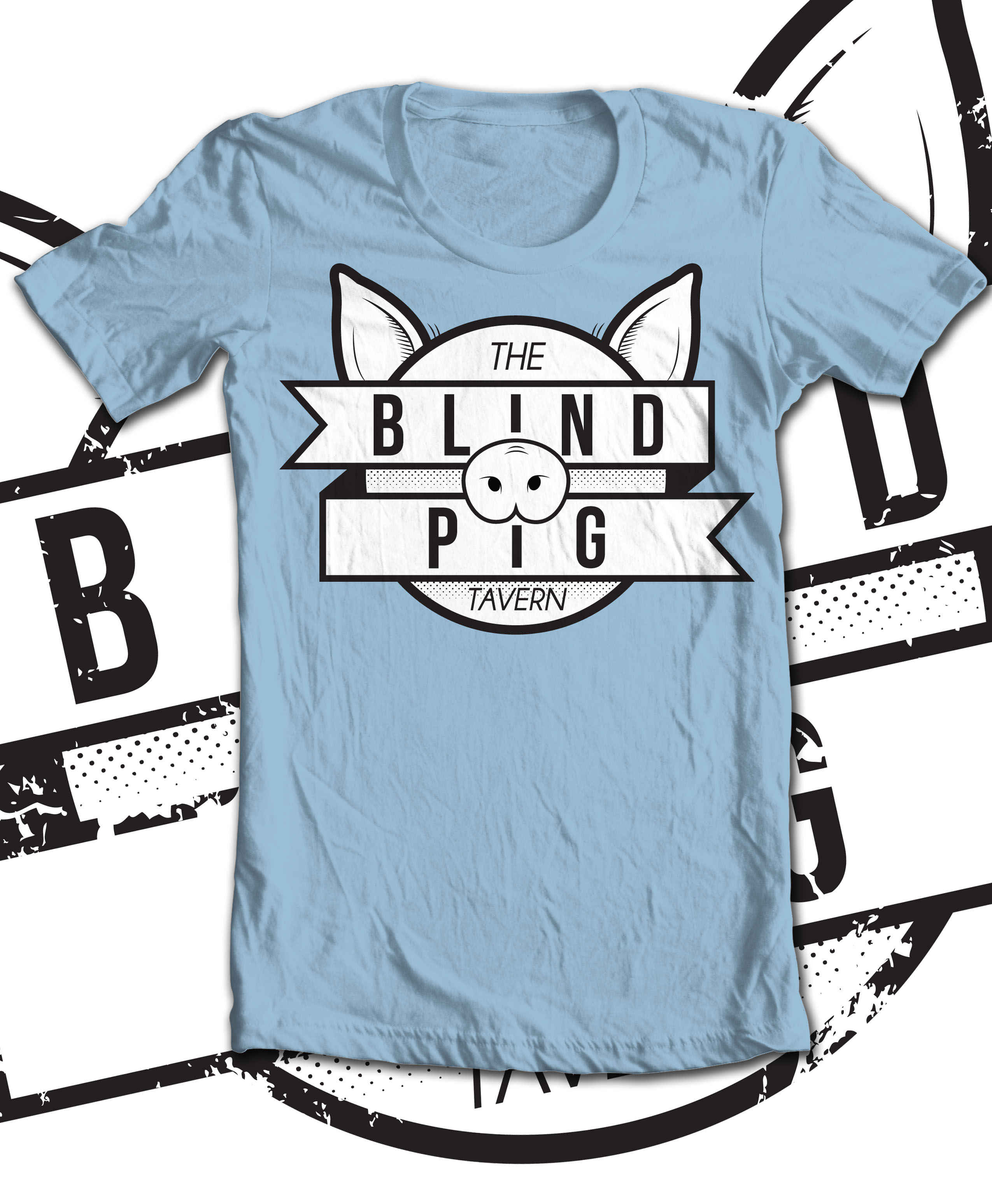 the blind pig - HD2550×3096