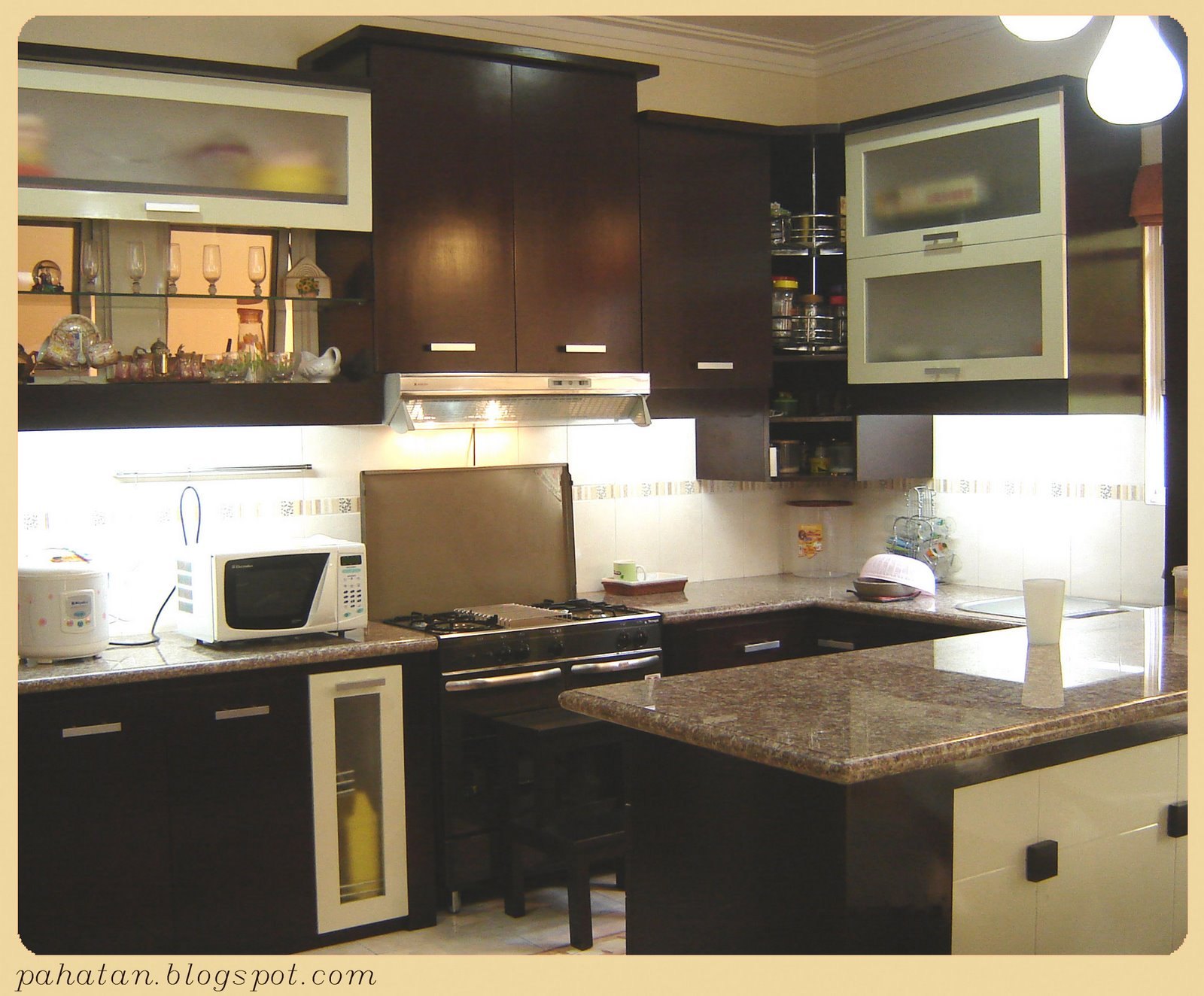 Kitchen Set Siapa Kira Com