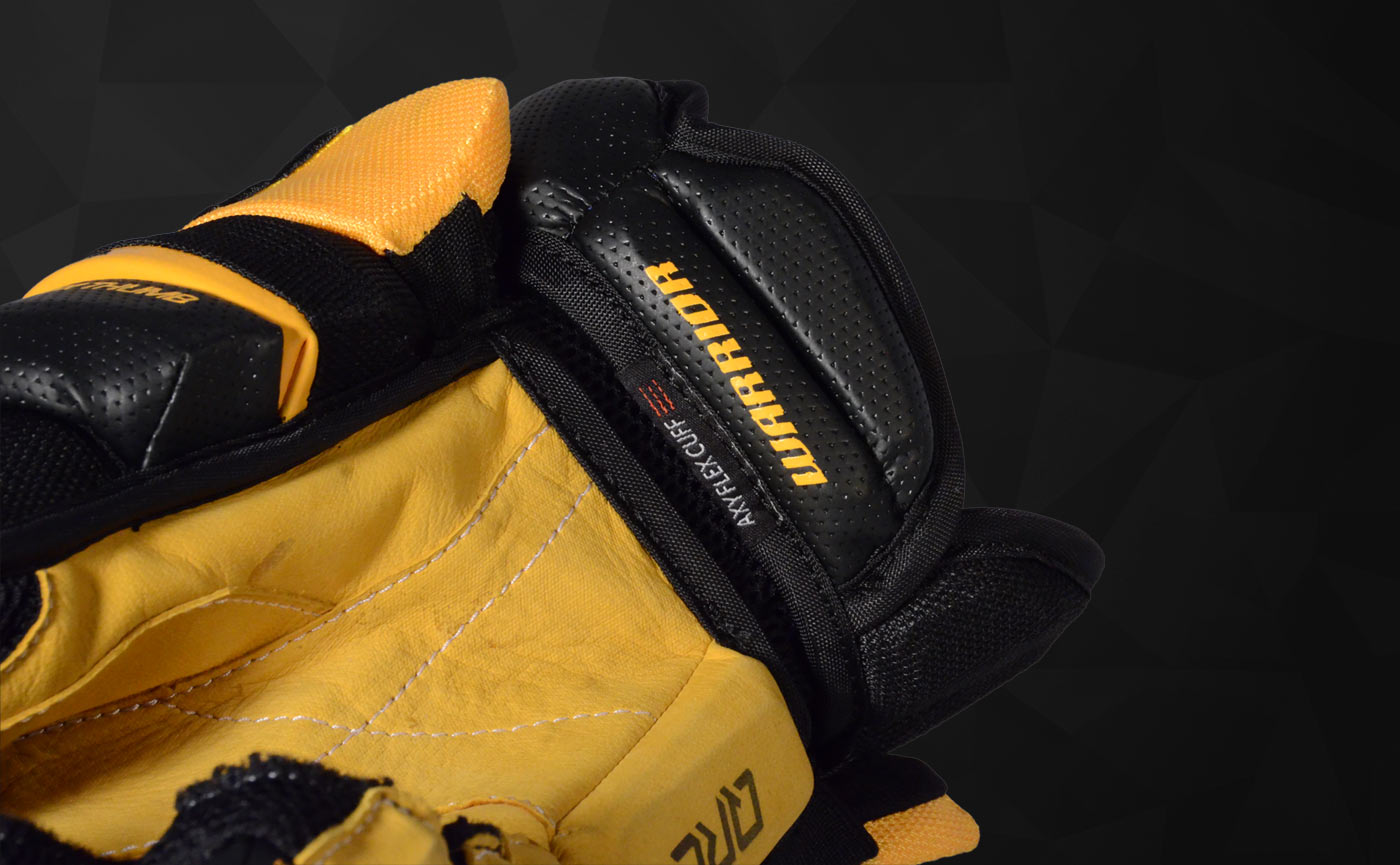 2016 Warrior Covert Qrl Glove Line By Justin Lau At