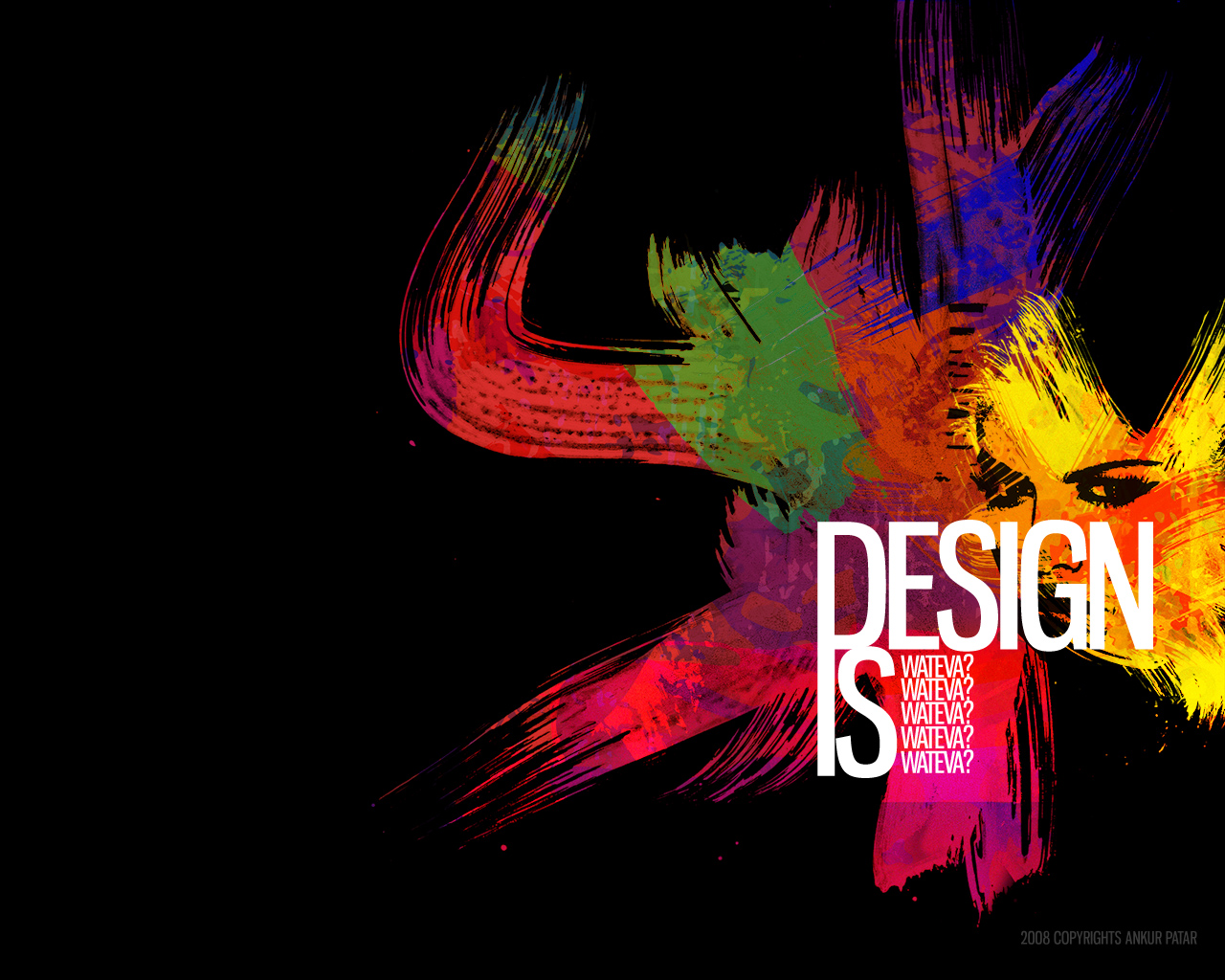 Design wallpapers by ankur patar at for Grafik design
