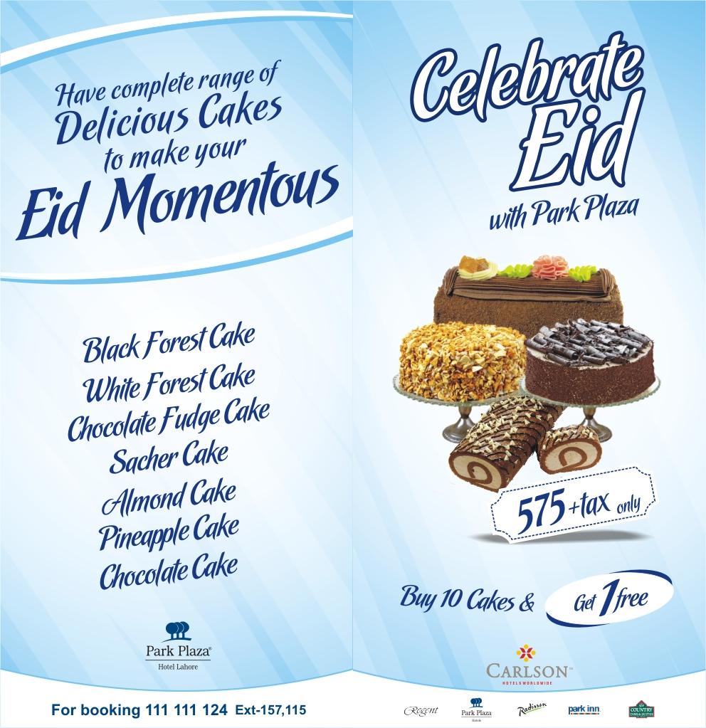 Promotion Cake Cake Flyer Promotional Flyer