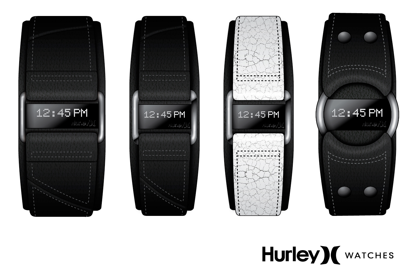 hurley watches