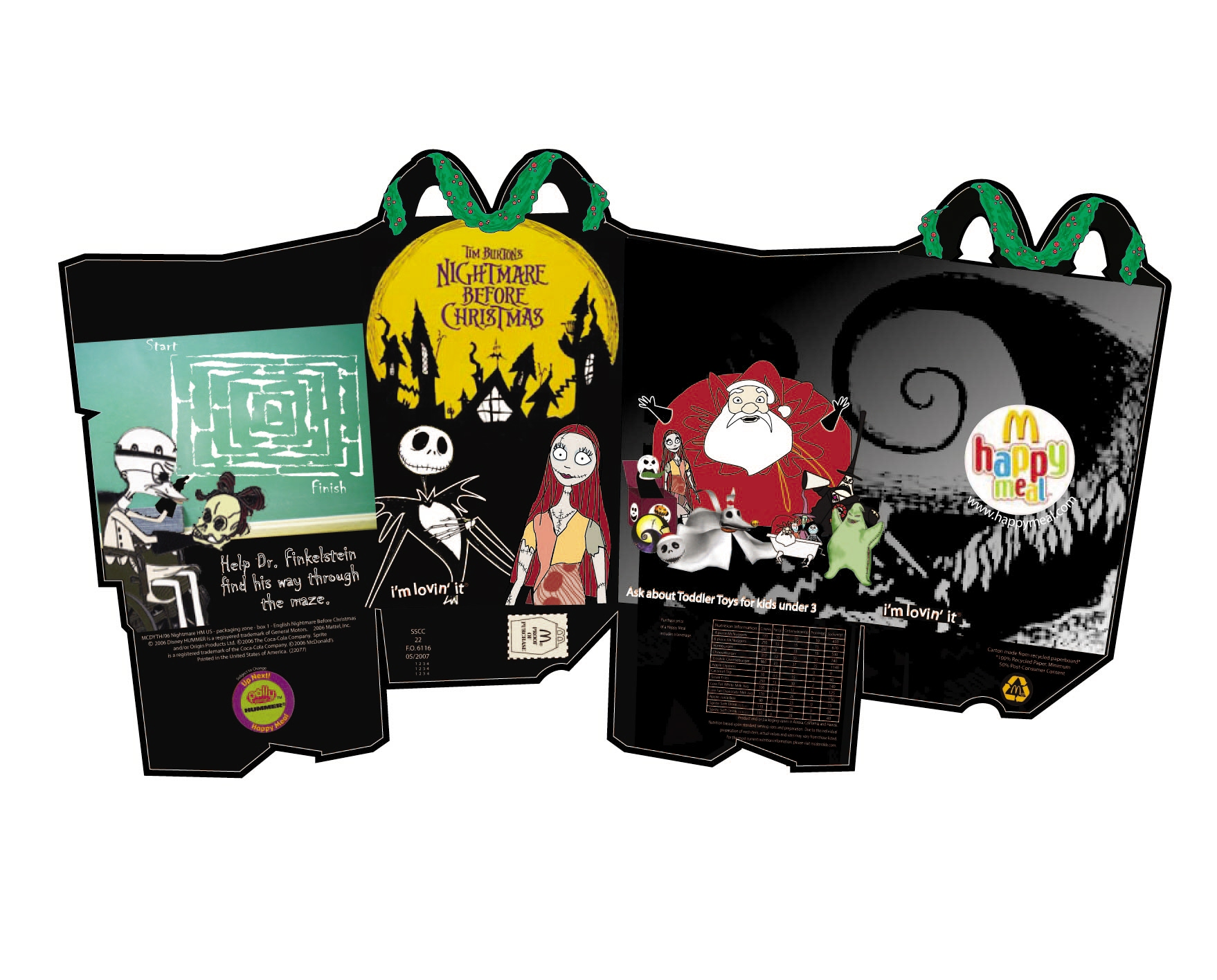 McDonalds Happy Meal ReDesign by Alexandra Schettino at Coroflot.com