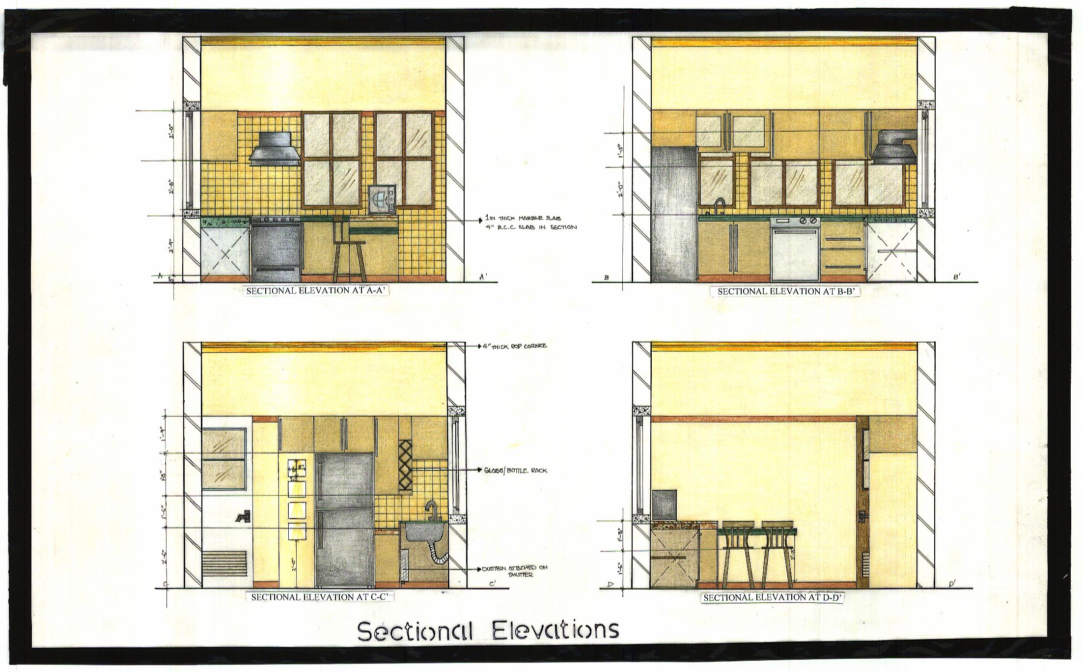 Residential House Space Planning Escortsea
