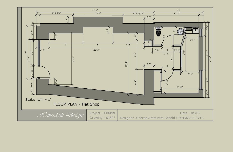 Retail Building Plans Images