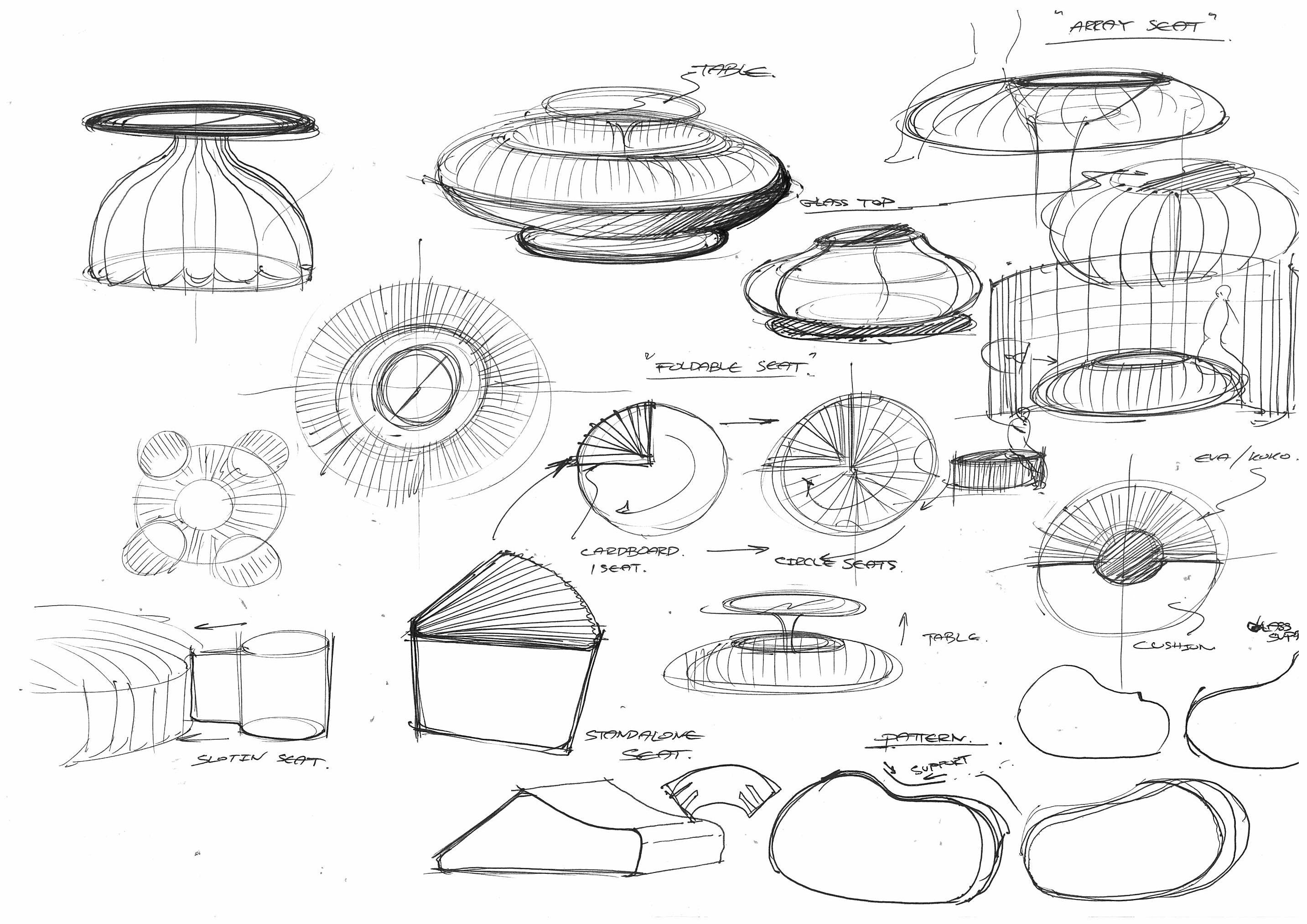Furniture sketch design the image kid for Furniture design sketches
