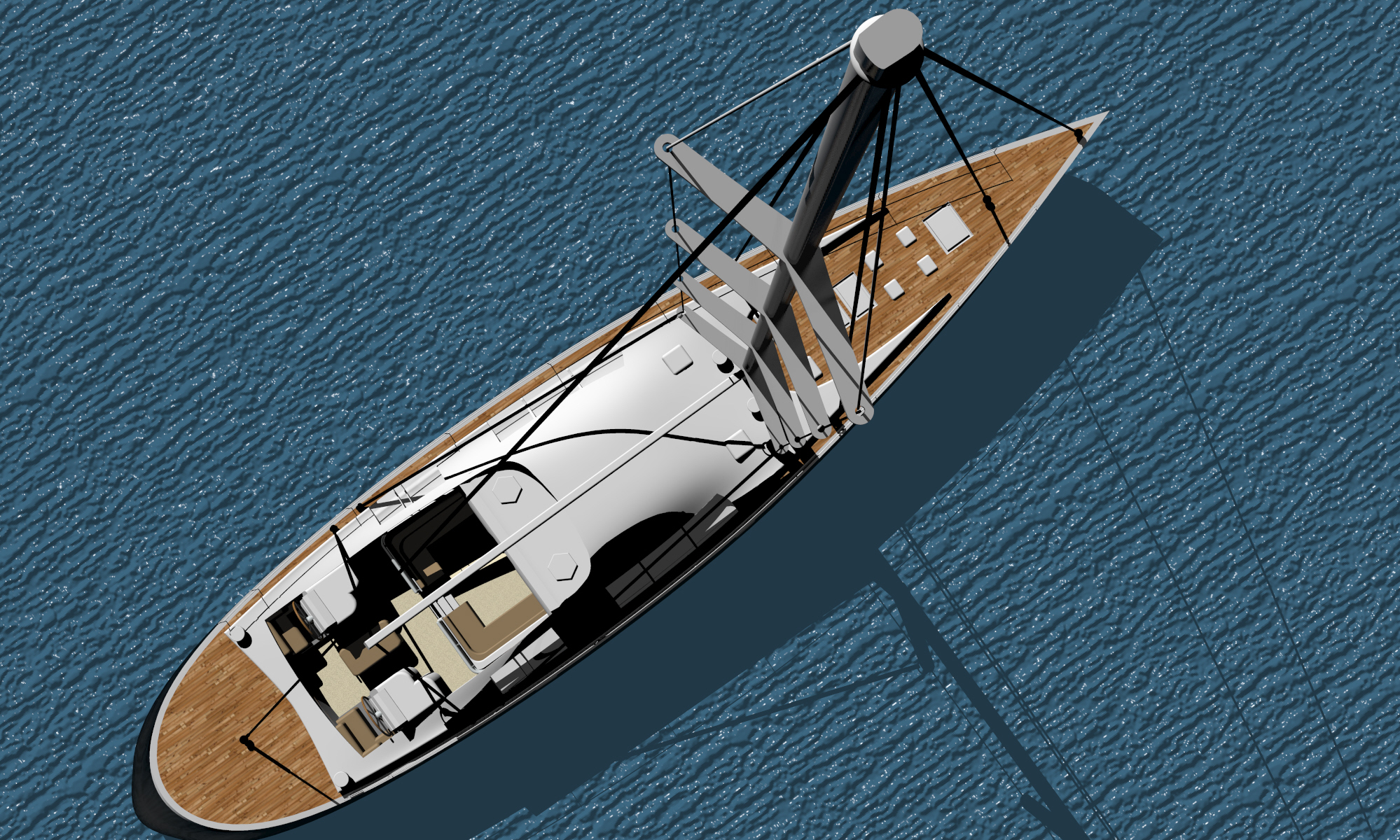 3d modeling marine transportation by michael giallombardo at