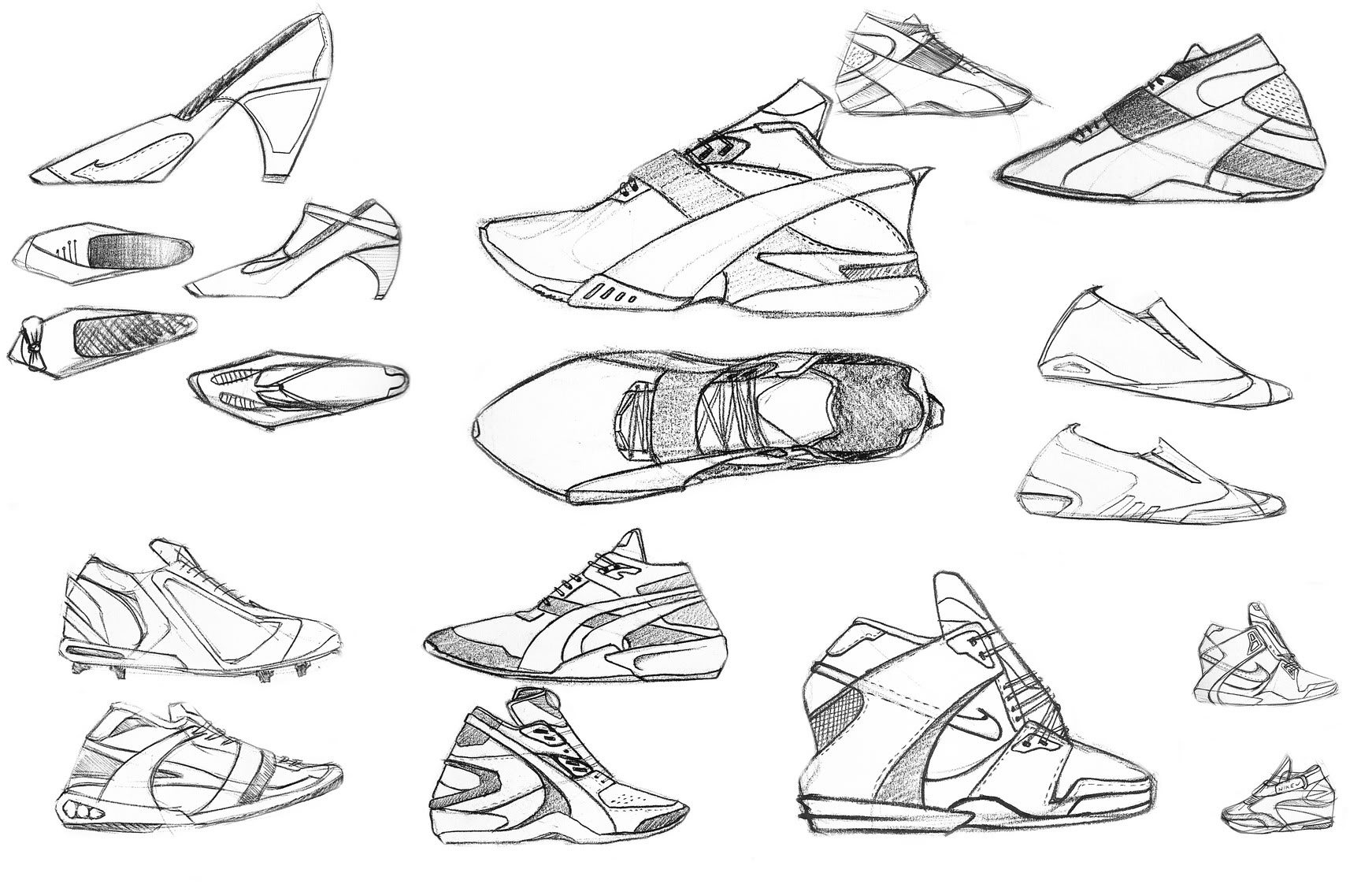 Industrial design sketches furniture - H Favorite Qview Full Size