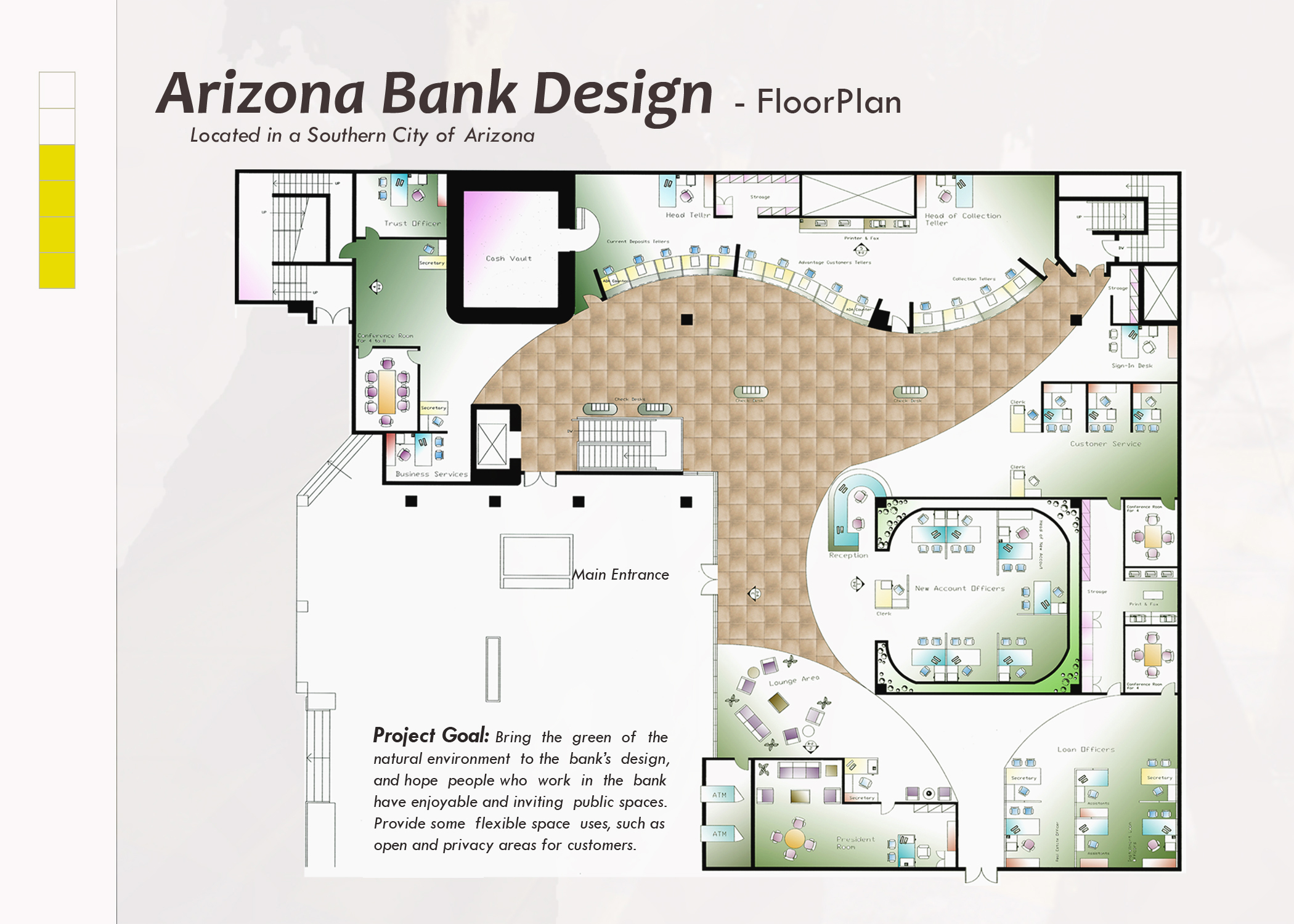 Bank floor plan design joy studio design gallery best for Floor plan layout design