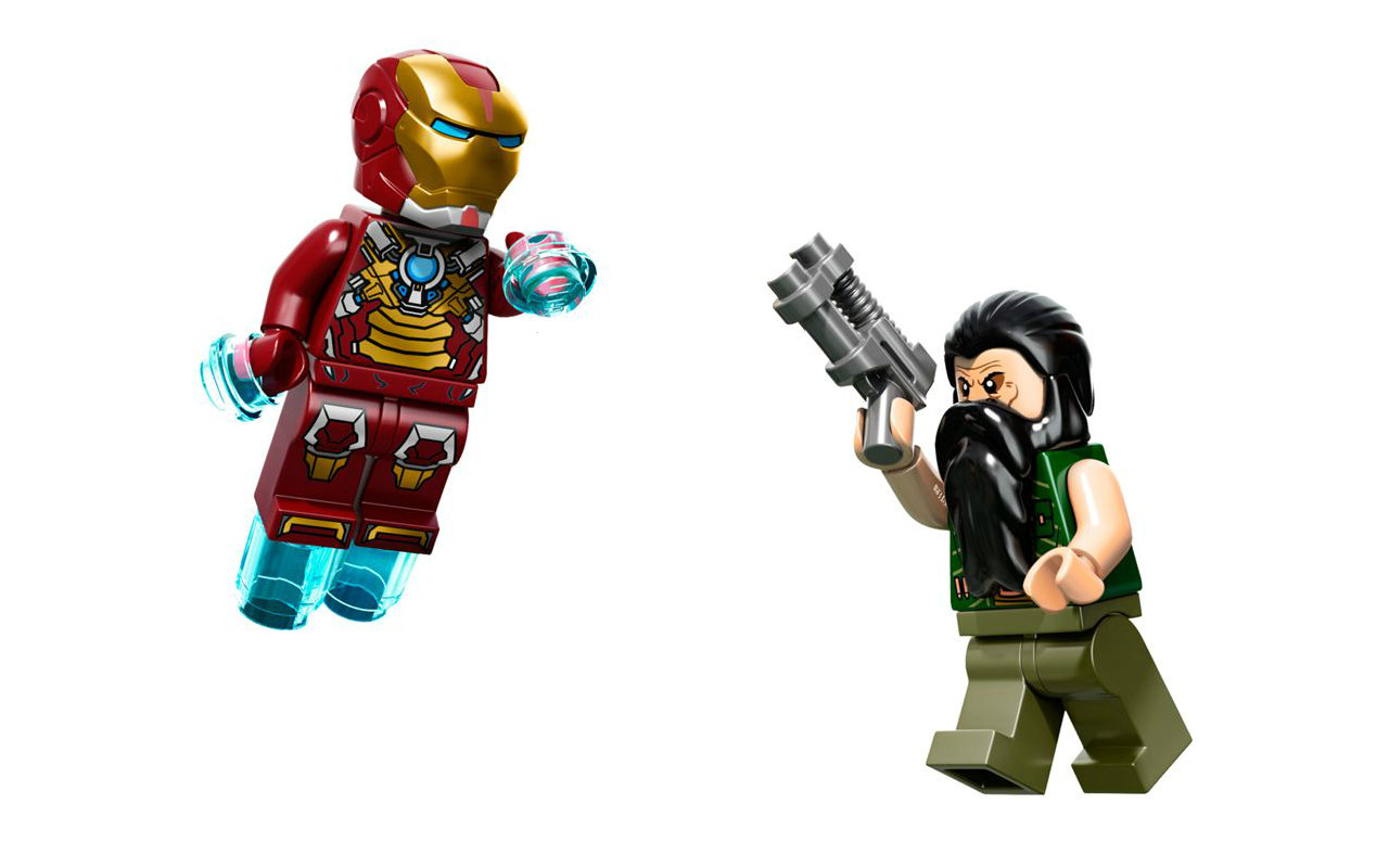 Лего желе