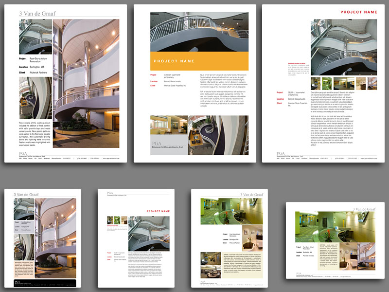 Print Design by Jay Faircloth at Coroflot – Project Sheet Template