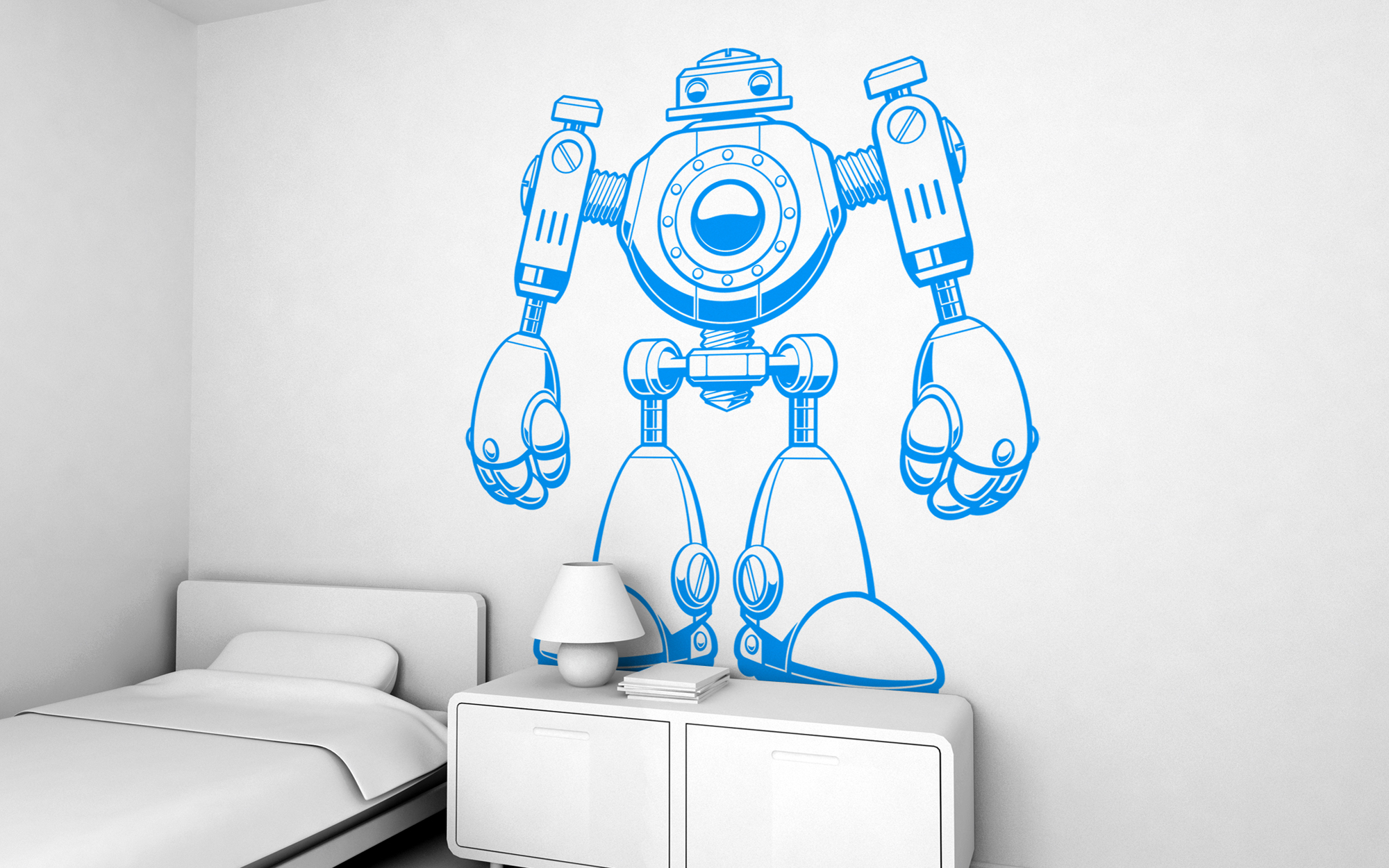 giant kids wall decals by e glue studio at coroflot com h 1 favorite qview full size