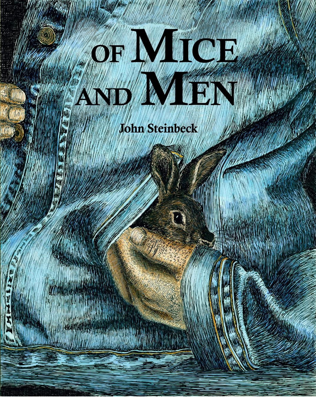 a literary analysis of of mice and men by john steinbeck The nook book (ebook) of the of mice and men sparknotes literature guide by sparknotes, john steinbeck | at barnes & noble free shipping on $25 or.