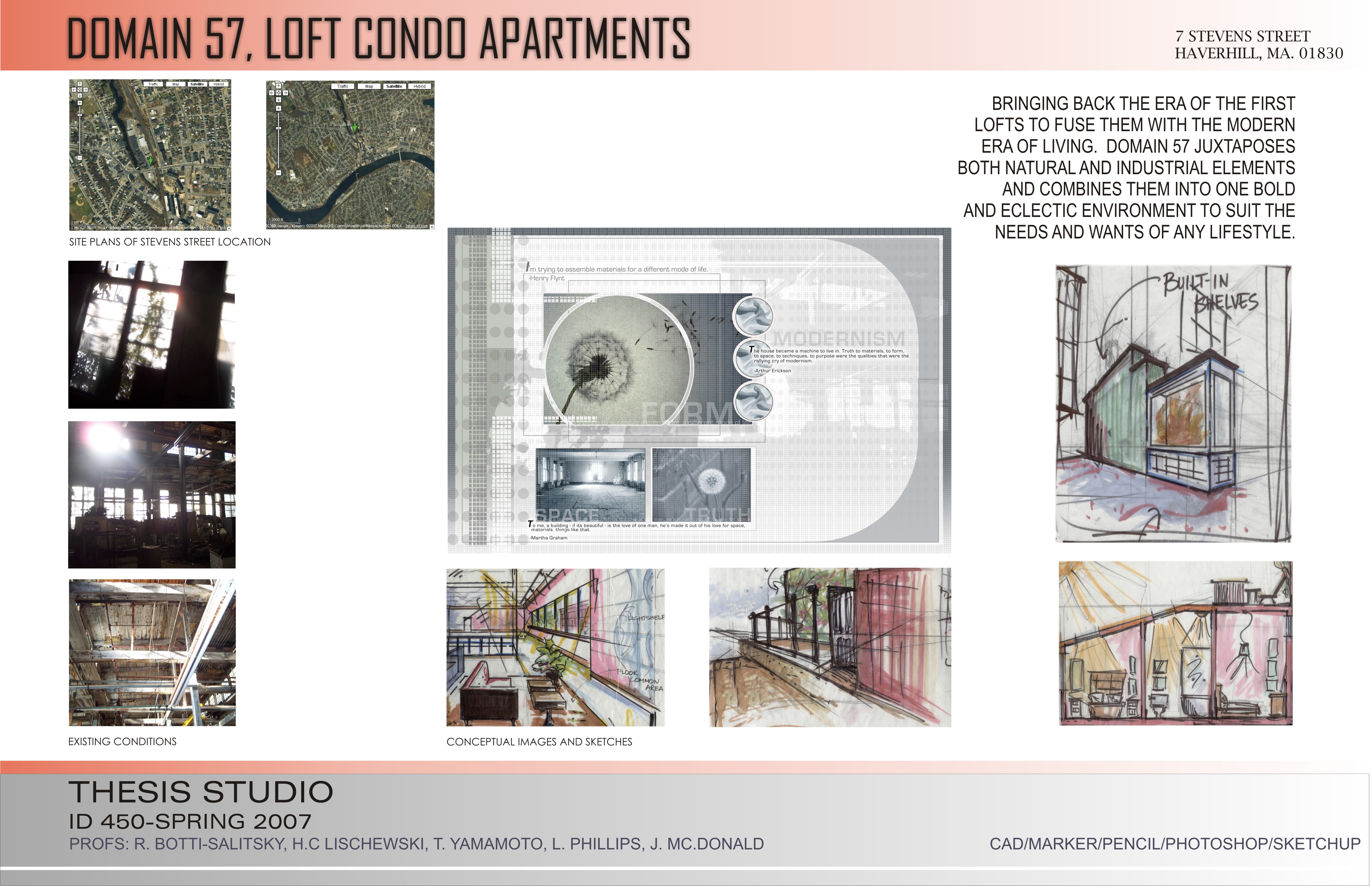 Thesis by aimee ellenwood at for Apartment design thesis