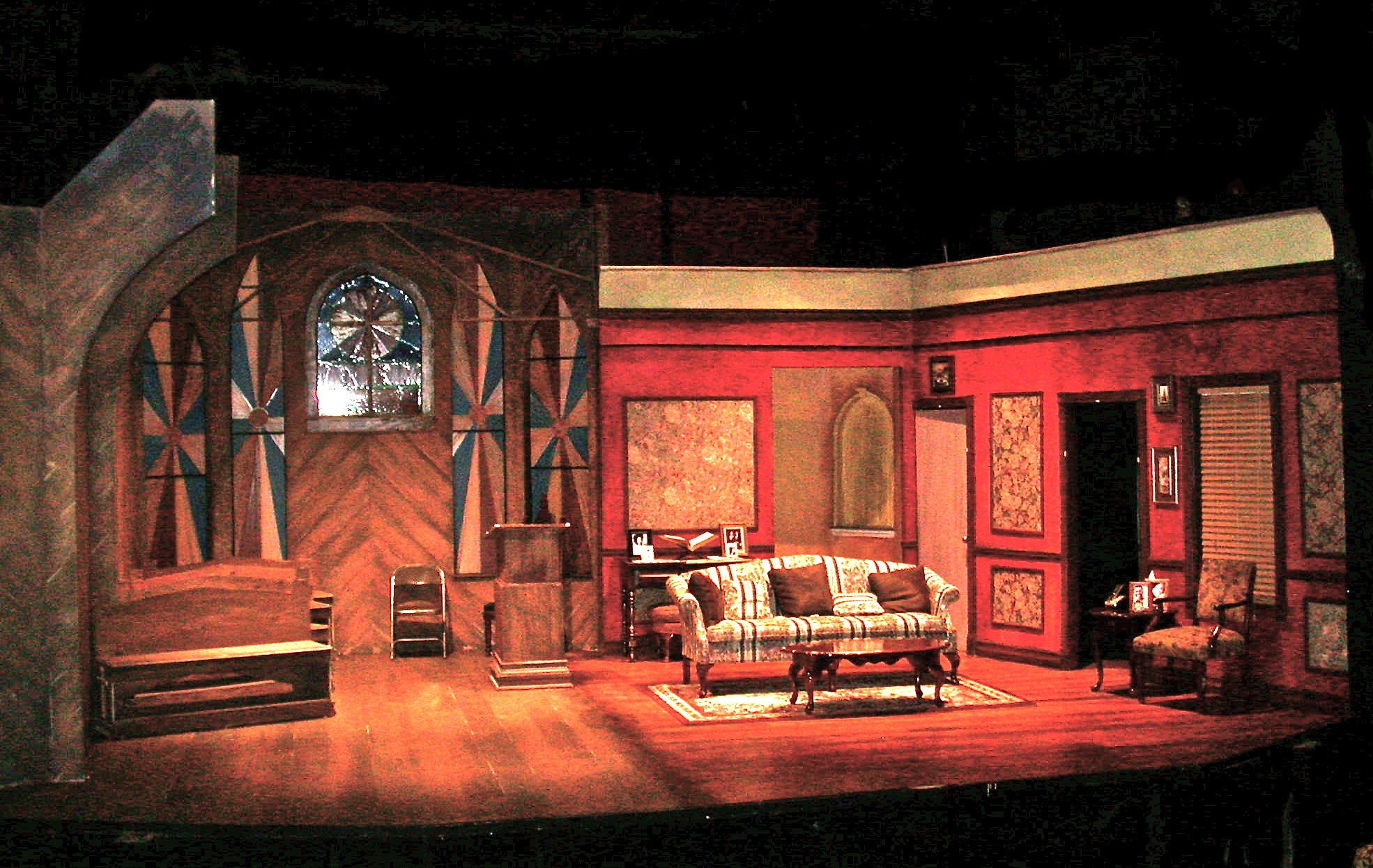 Set Design By Patrice Andrew Davidson At Coroflotcom