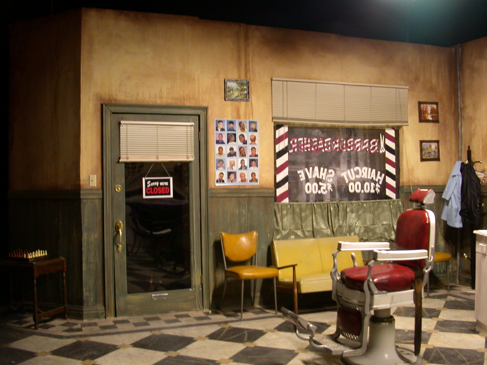 Set design by patrice andrew davidson at coroflot com