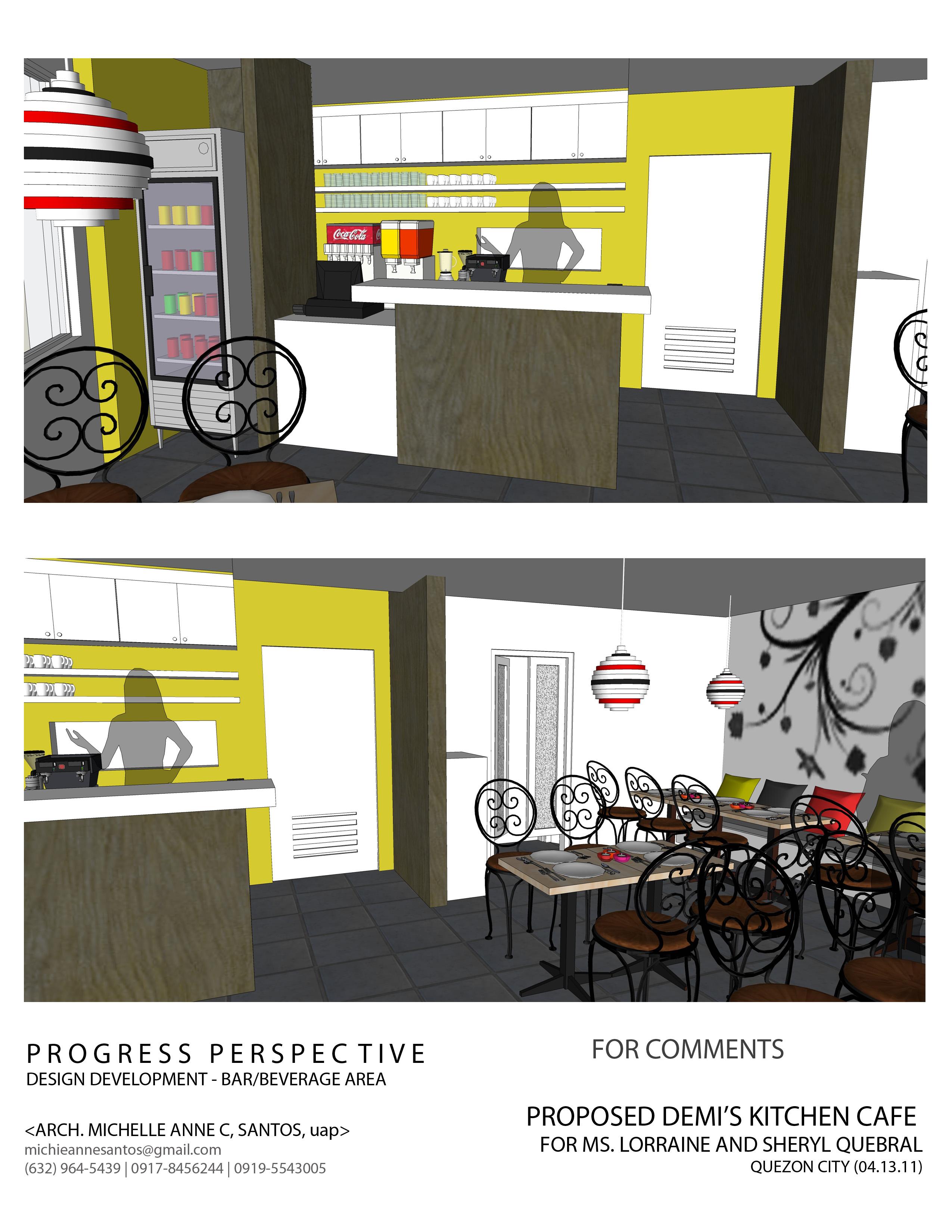 Proposed Cafe Quezon City