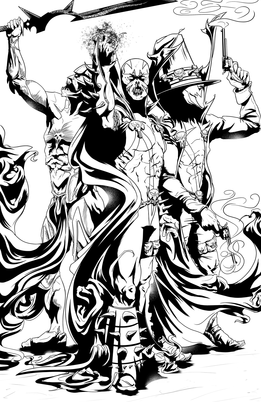 coloring pages comic book coloring pages comic book coloring pages eassume com spawn eassume