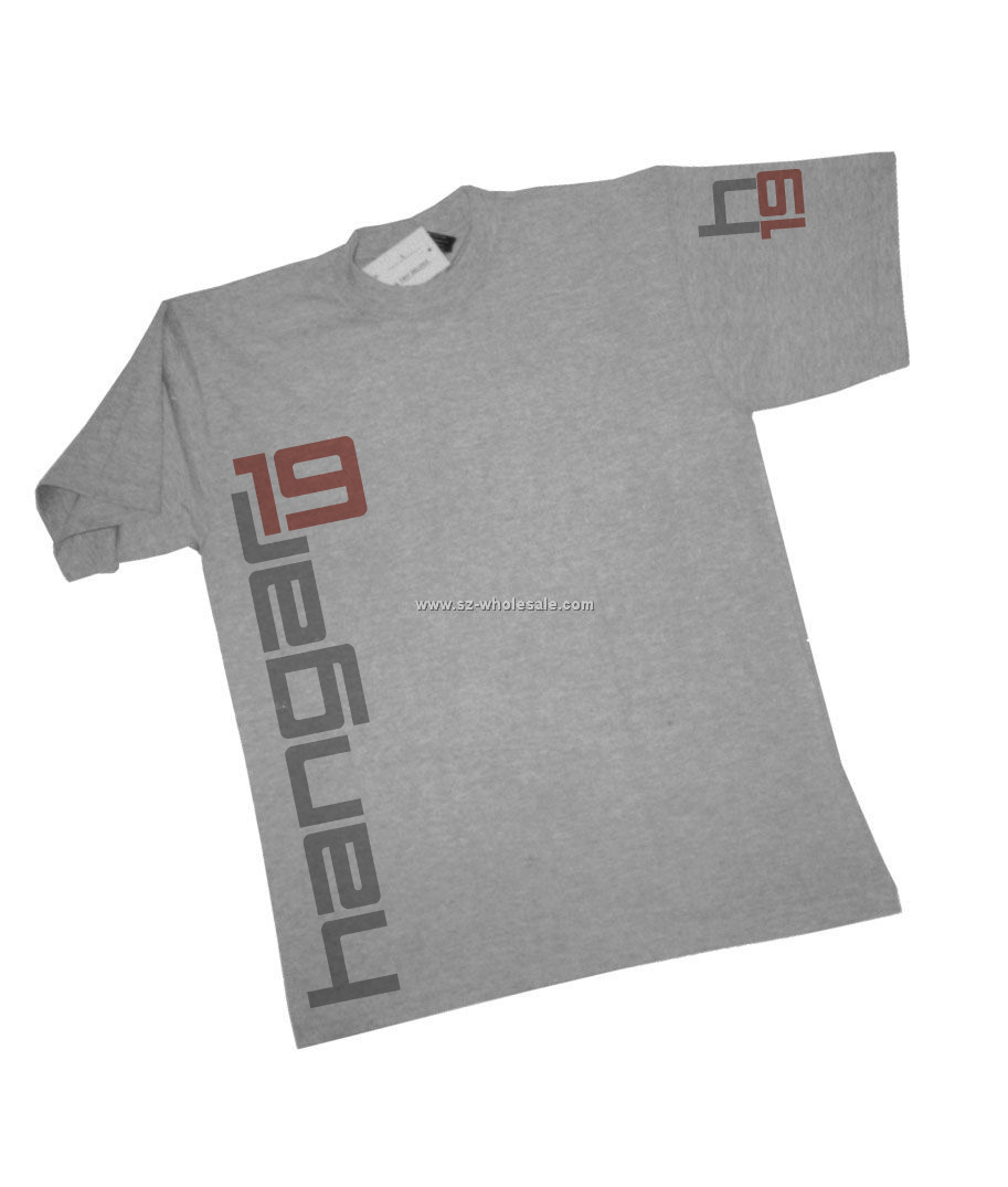 Design t shirt uniform - Employee T Shirt Design The Employee Uniforms Were Fun Items To Design For The Front Of The House We Went With Heather Gray American Apparel Shirts With