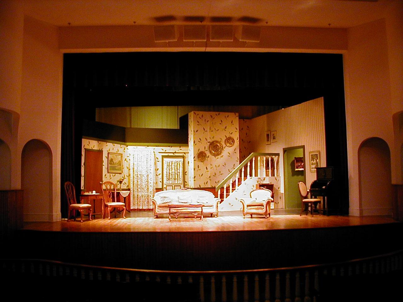 Theater Set 63