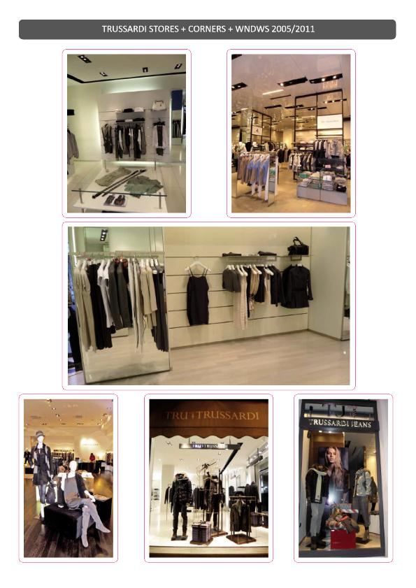 Visual merchandising works 4 trussardi by roberta - Visual merchandising head office jobs ...