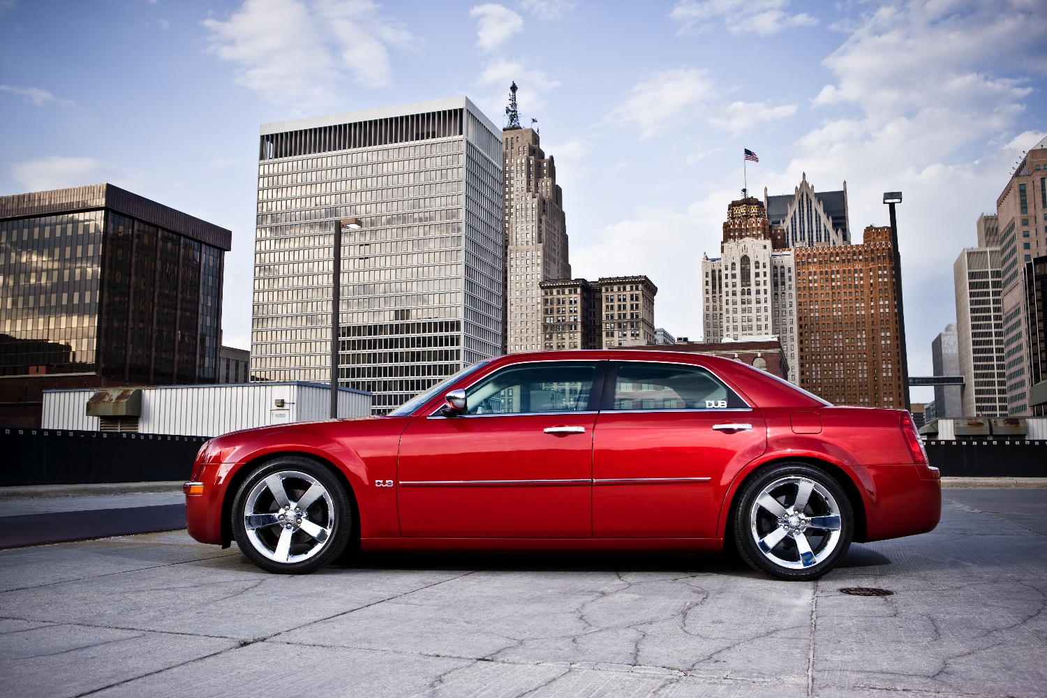 Chrysler 300 DUB EDITION