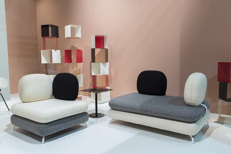 Milan Furniture Fair By Massimo Imparato At